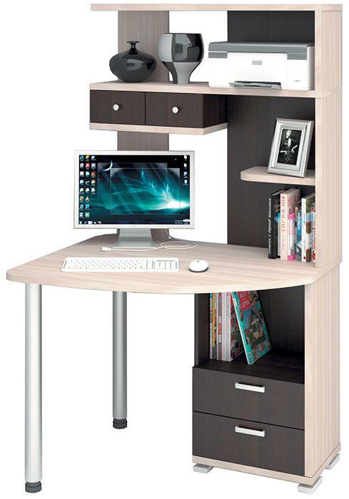 компьютерный стол с надстройкой угловой ск 20 купить в интернет