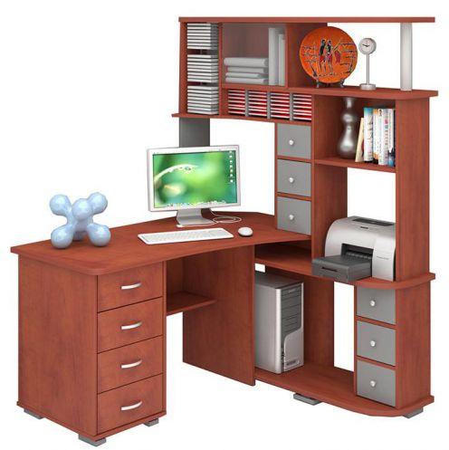 компьютерный стол угловой с надстройкой ср 240 купить в интернет