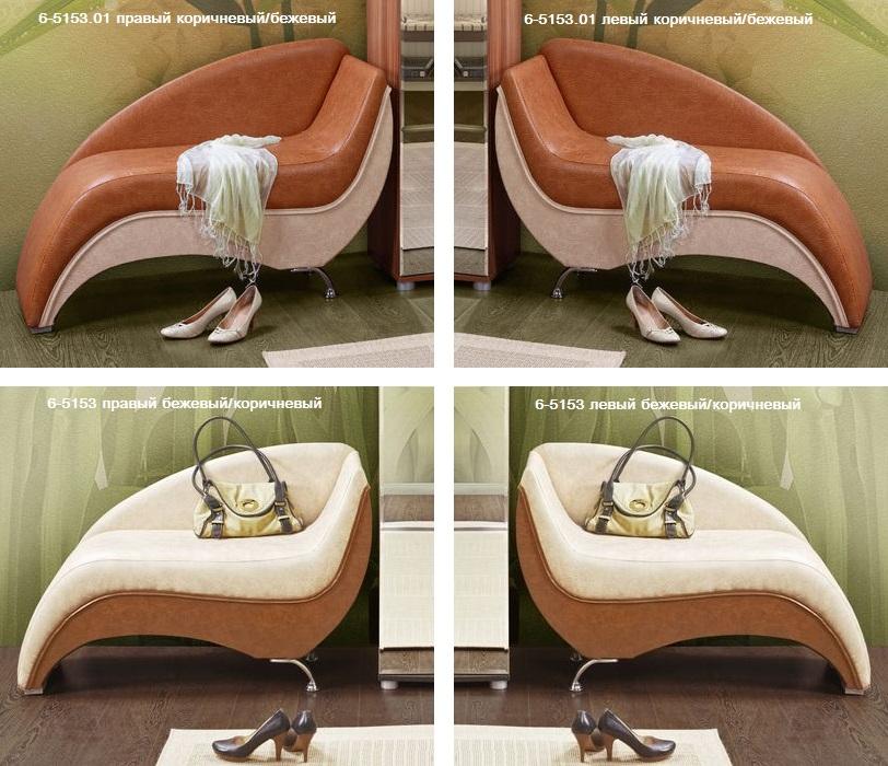 диван в прихожую каскад фабрика гранд кволити купить недорого в